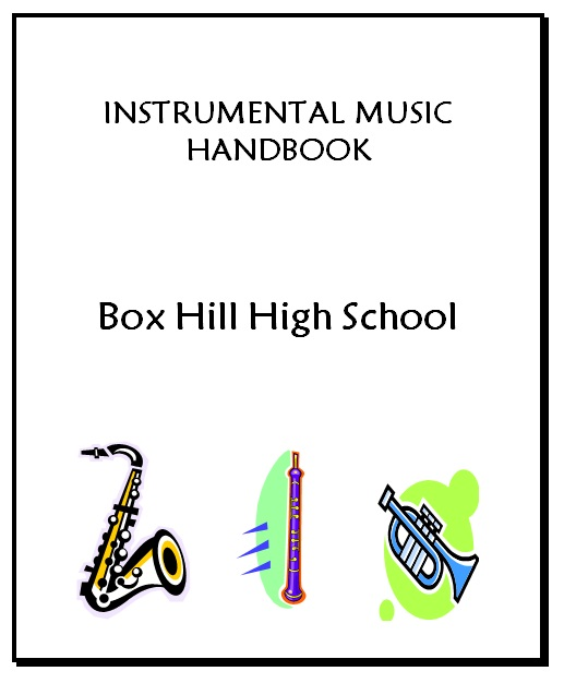 Download the Instrumental Music Handbook here